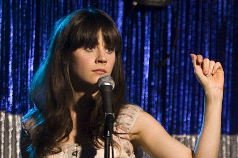 Zooey Deschanel in «Yes Man»