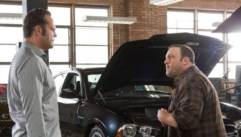 Vince Vaughn und Kevin James in «The Dilemma»