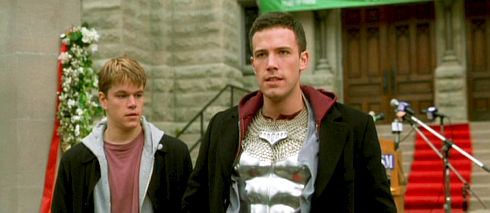 Matt Damon und Ben Affleck in «Dogma»