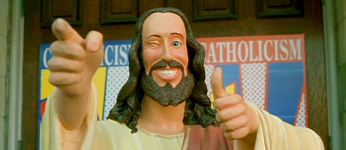 Buddy Christ in «Dogma»