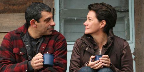 Eric Hoziel und Elise Guilbault in «La donation»
