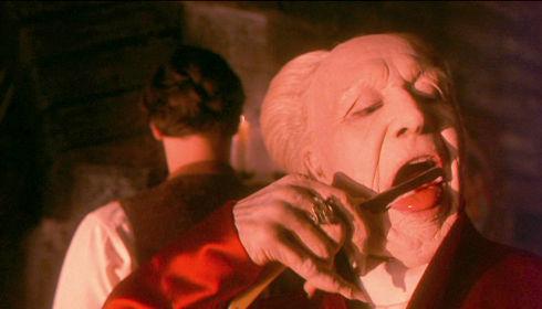 Keanu Reeves und Gary Oldman in «Dracula»
