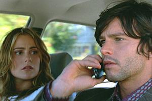 Amanda Brooks und Jason Behr in «Dragon Wars»