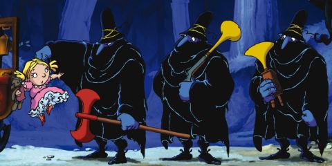 «Die drei Räuber»
