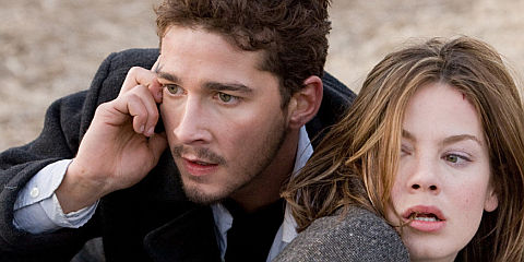 Shia LaBeouf und Michelle Monaghan in «Eagle Eye»
