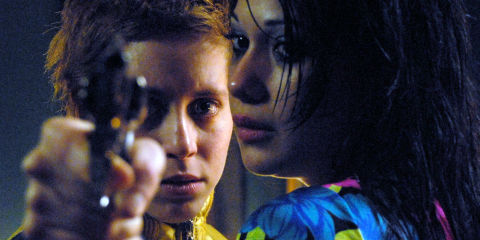 Inés Efron und Mariela Vitale in «El niño pez»