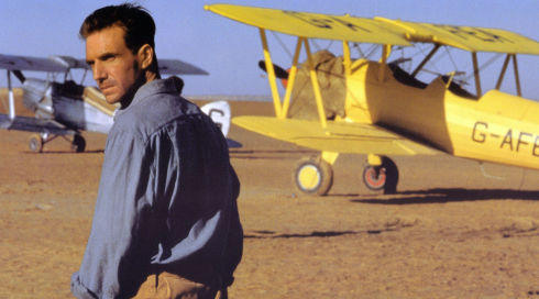 Ralph Fiennes in «The English Patient»