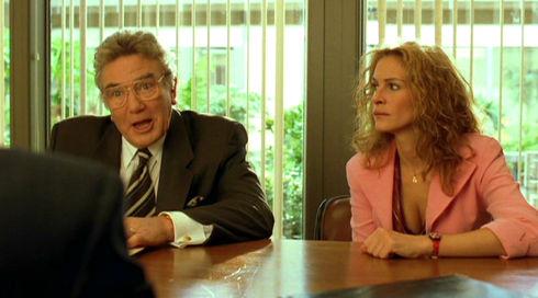 Albert Finney und Julia Roberts in «Erin Brockovich»
