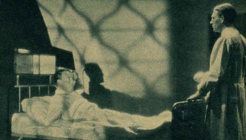 Mathias Wieman in «Die ewige Maske»