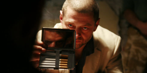 Andy Serkis in «Extraordinary Rendition»