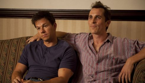Mark Wahlberg und Christian Bale in «The Fighter»