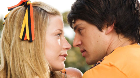 Nicholas D'Agosto und Sarah Roemer in «Fired Up!»