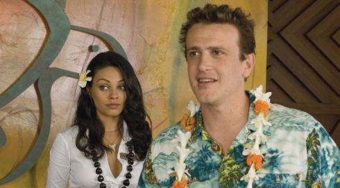 Mila Kunis und Jason Segel in «Forgetting Sarah Marshall»