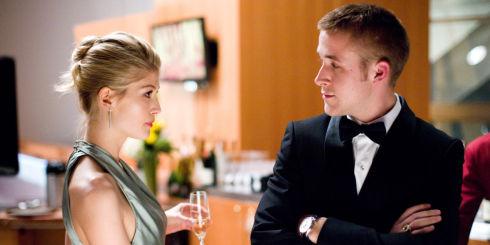 Rosamund Pike und Ryan Gosling in «Fracture»
