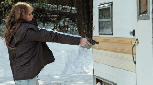 Melissa Leo in «Frozen River»