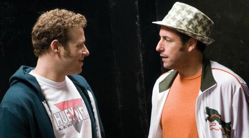 Seth Rogen und Adam Sandler in «Funny People»
