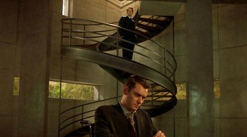 Ethan Hawke und Jude Law in «Gattaca»