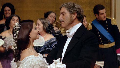 Claudia Cardinale und Burt Lancaster in «Il gattopardo»
