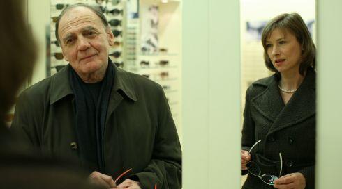 Bruno Ganz und Corinna Harfouch in «Giulias Verschwinden»