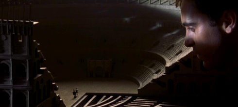 Joaquin Phoenix in «Gladiator»