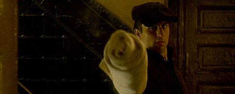 Robert De Niro in «The Godfather: Part II»