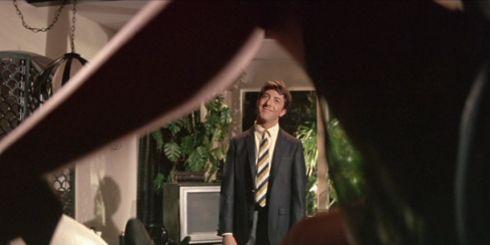 Dustin Hoffman und Anne Bancroft in «The Graduate»