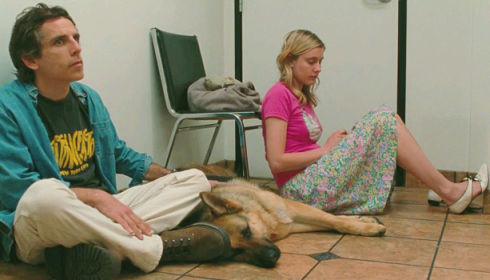 Ben Stiller und Greta Gerwig in «Greenberg»