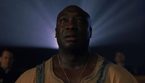 Michael Clarke Duncan in «The Green Mile»