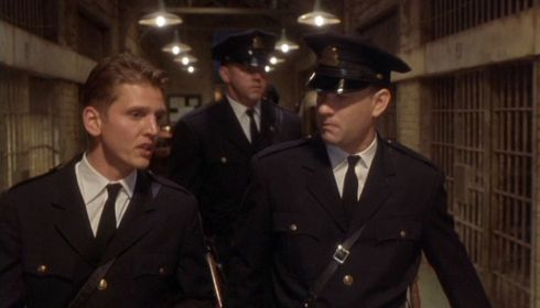 Barry Pepper, David Morse und Tom Hanks in «The Green Mile»