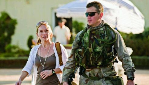 Amy Ryan und Matt Damon in «Green Zone»
