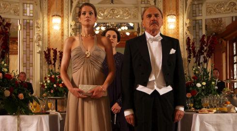 Marie Bäumer und Bruno Ganz in «Der grosse Kater»