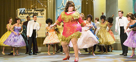 John Travolta in «Hairspray»