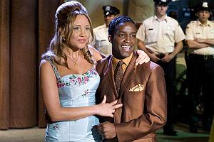Amanda Bynes und Elijah Kelley in «Hairspray»