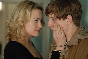 Sophia Myles und Jamie Bell in «Hallam Foe»