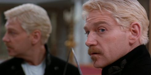 Kenneth Branagh in «Hamlet»