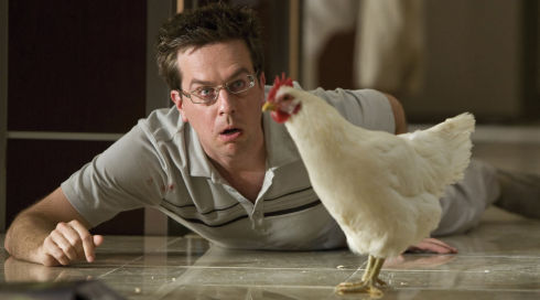 Ed Helms in «The Hangover»