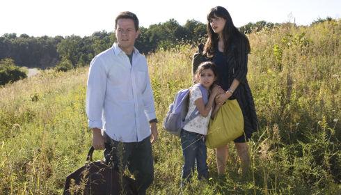 Mark Wahlberg, Ashlyn Sanchez und Zooey Deschanel in «The Happening»