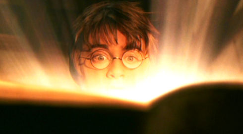 Daniel Radcliffe in «Harry Potter and the Chamber of Secrets»