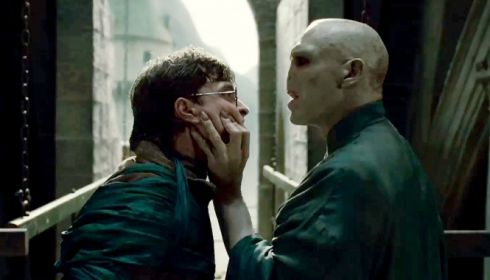 Daniel Radcliffe und Ralph Fiennes in «Harry Potter and the Deathly Hallows Part 2»