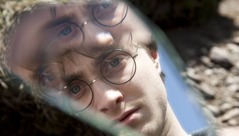 Daniel Radcliffe in «Harry Potter and the Deathly Hallows Part 1»