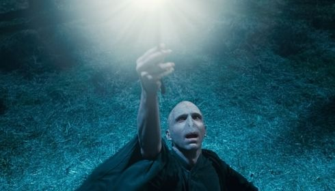 Ralph Fiennes in «Harry Potter and the Deathly Hallows Part 1»