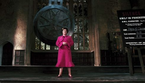 Imelda Staunton in «Harry Potter and the Order of the Phoenix»