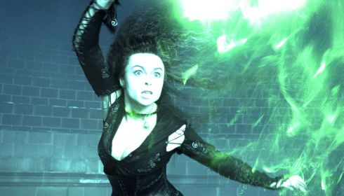 Helena Bonham Carter in «Harry Potter and the Order of the Phoenix»