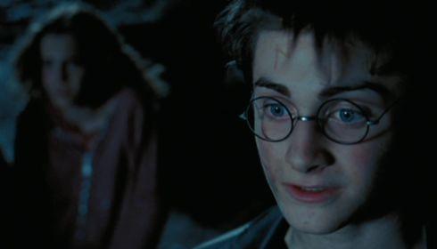 Emma Watson und Daniel Radcliffe in «Harry Potter and the Prisoner of Azkaban»