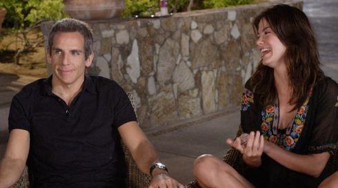 Ben Stiller und Michelle Monaghan in «The Heartbreak Kid»
