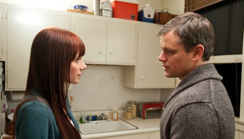 Bryce Dallas Howard und Matt Damon in «Hereafter»
