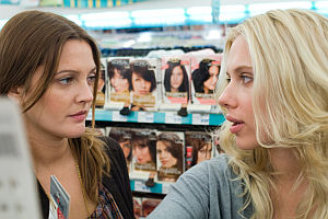 Drew Barrymore und Scarlett Johansson in «He's Just Not That Into You»