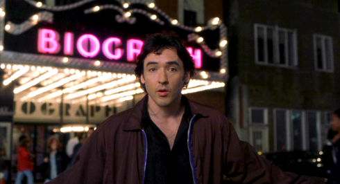 John Cusack in «High Fidelity»