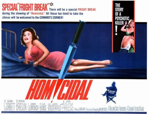 «Homicidal» von William Castle