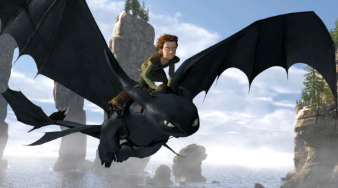 «How to Train Your Dragon»
